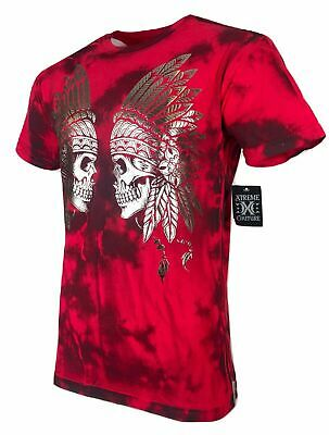 XTREME COUTURE by AFFLICTION Men T-Shirt EYE FOR AN EYE Biker MMA UFC S-4X$ 40