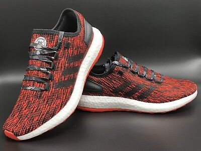 8ae471e4adbaa Adidas Pureboost Cny Chinese New Year Dog Men s Running Shoes Size Us 10  Cp9327