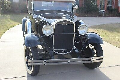 1931 Ford Model A  1931 Ford Model A
