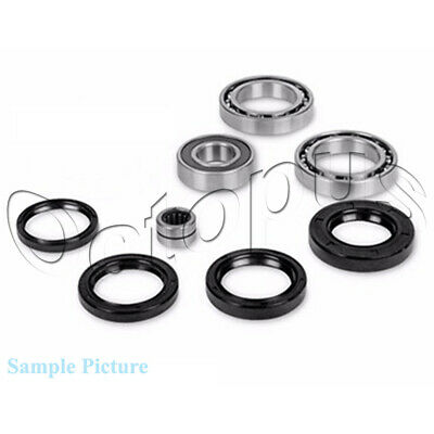 2005-2011 Arctic Cat 650 H1 4x4 ATV Rear Differential Bearing /& Seal Kit