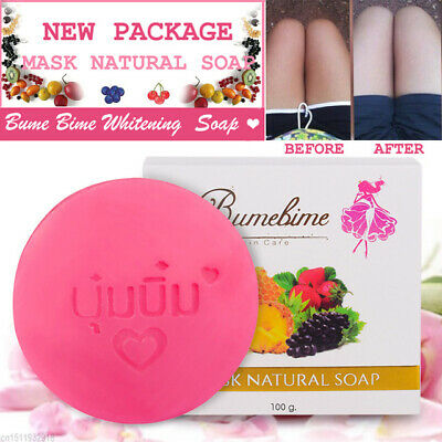 Instant Miracle Whitening Soap Free Shipping NEW