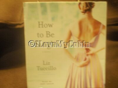 How to Be Single Liz Tuccillo Novel Audiobook Audio Book Judy Greer CDs