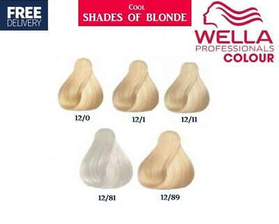 WELLA KOLESTON PERFECT Permanent Hair Colour Dye in Special ...