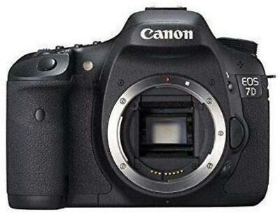 Canon EOS 7D 18 MP CMOS Digital SLR Camera Body w/3-in LCD Display (DS126251)