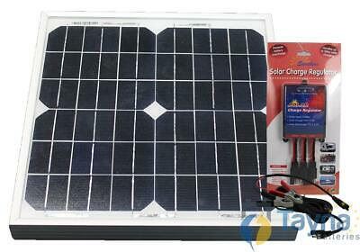 15W Solar Panel Charger for Electric Fence Batteries