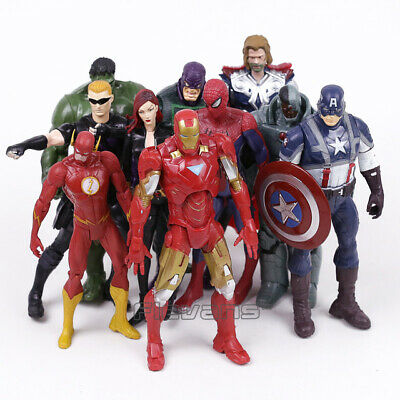 Marvel Avengers Superhero Action Figure Batman Superman Spiderman Collection new