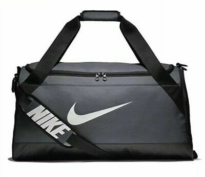 NIKE NEW MEN S BRASILIA MEDIUM DUFFLE BAG GYM BAG TRAINING UNISEX USA Seller c12d5b97ad887
