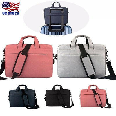14/15.6inch Pro Laptop Shoulder Bag Cover Case For HP/DELL Computer Notebook PC