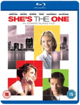 Jennifer Aniston, Maxine Bahns-She's the One (UK IMPORT) Blu-ray NEW