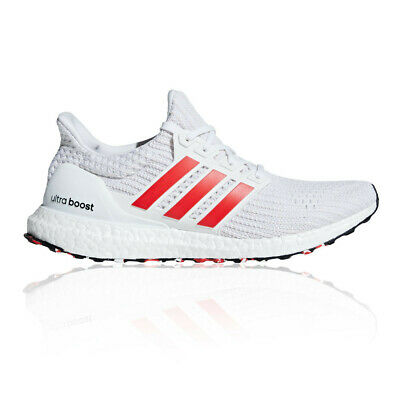 3d50fa79be9b7 adidas Mens UltraBOOST Running Shoes Trainers Sneakers White Sports  Breathable