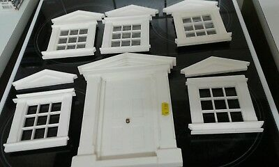 1/12 scale windows
