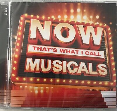 Various / NOW That's What I Call Musicals (2xCD) New Sealed Free UKP&P