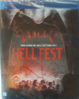 Hellfest Blu Ray  Neuf Sous Cellophane