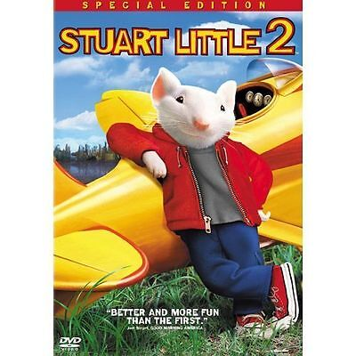 Stuart Little 2 Special Edition (DVD, 2002)  BRAND NEW AND SEALED, FREE SHIPPING