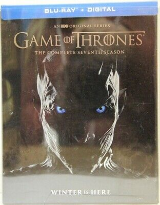 Game of Thrones - Complete Seventh Season Blu-Ray 3-Disc Box Set