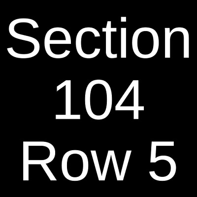 3 Tickets Twenty One Pilots 6/28/19 Bankers Life Fieldhouse Indianapolis, IN