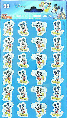 Stickerfitti Disney Princess Sticker Lot Of 7 Packs 672 Stickers Total 28 Sheets