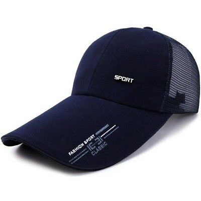 Trucker Caps For Men - Fashion SPORT Classic Hats For Walking Running Camping