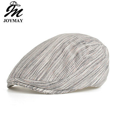 AKIZON New Arrival Spring summer Autumn wearing Newsboy cap Unisex Thin