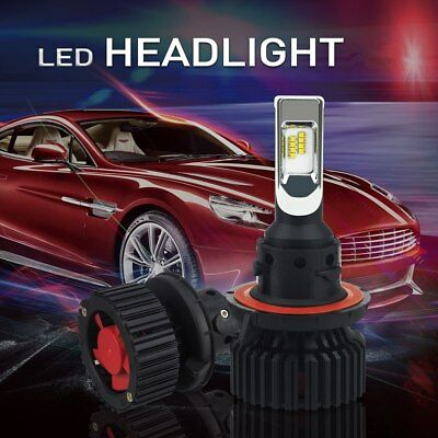 H13 Glühbirnen Led Für Auto Modell E3 Led Headlight Led Chip Zes 2