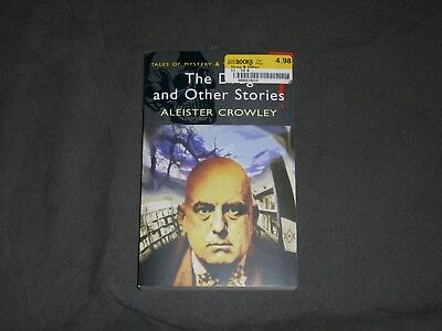 THE DRUG AND OTHER STORIES by Aleister Crowley paperback magick oto