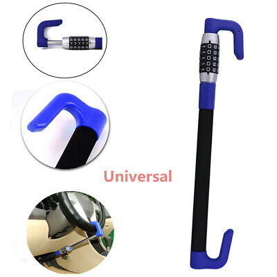 1X Anti Theft Car Steering Wheel Lock Car Van Security Device Clutch Lock Useful