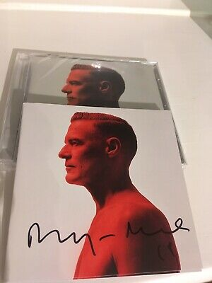 Bryan Adams - Shine a Light Signed CD Autographed (New/Sealed)