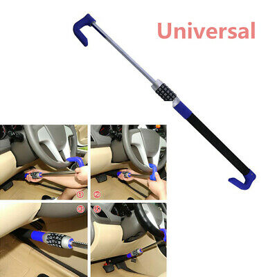 1X Car Anti Theft Car Steering Wheel Lock Car Van Security Device Clutch Lock