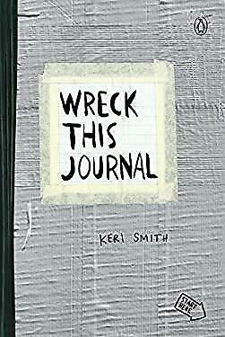 Wreck This Journal by Smith, Keri