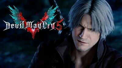 Devil May Cry 5 STEAM PC +  Buy one get one free Bonus READ ALL.