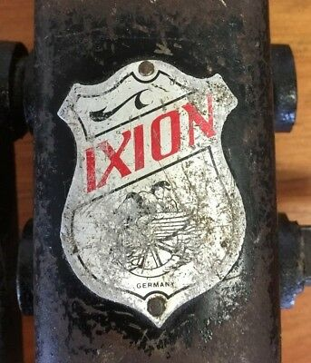 Ixion German 1930`s Hand Drill