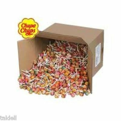 100 Original Chupa Chups - Free Post