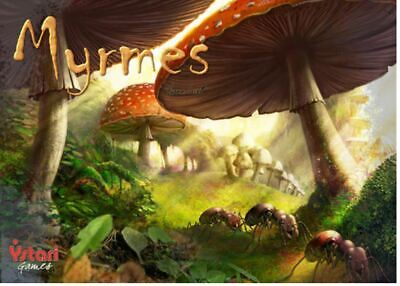 Myrmes - Strategy Board Game