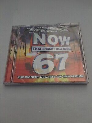 Now That's What I Call Music Vol. 67 *New*