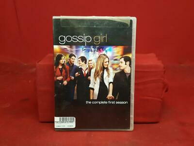 Gossip Girl - The Complete First Season (DVD, 2008, 5-Disc Set) (SS1042995)