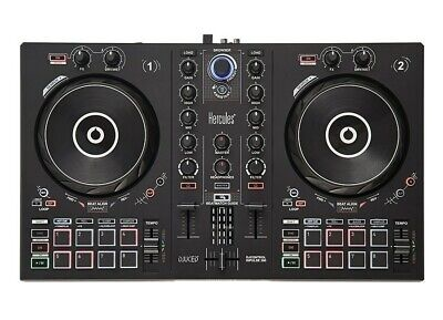 Hercules DJControl Inpulse 300 - DJ Controller w/ Intelligent Music Assistant
