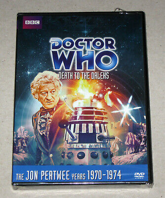 *NEW*SEALED* Doctor Who - Death to the Daleks - Story 72 (DVD) - Jon Pertwee