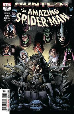Marvel Amazing Spider-Man Vol 5 # 17 Cover A NM Ships Mar 13th