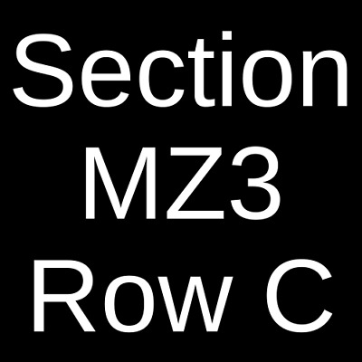 3 Tickets MGMT 5/13/19 The Fillmore - Detroit Detroit, MI