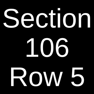 2 Tickets The Chainsmokers & 5 Seconds of Summer 10/3/19 Detroit, MI