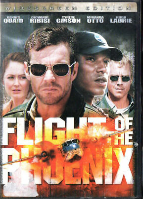 Flight Of The Phoenix - REGION 1 - DVD - FREE POST!
