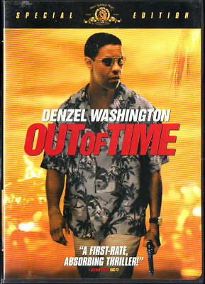 Out Of Time - REGION 1 - DVD - FREE POST!