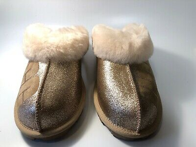 e17fb5a0058 UGG WOMEN'S COQUETTE Sparkle Slippers in Women Size 10
