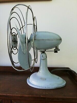 Vintage/retro Westinghouse desk/table fan; 2047