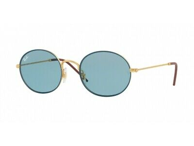 d9498c2a1e018 RAY-BAN BEAT RB3594-9115S0-53 Brown   Gold Oval Sunglasses -  134.40 ...