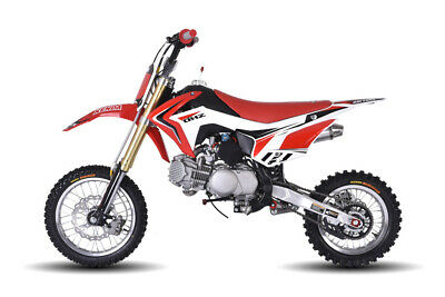 New Dhz Outlawlr 160Cc Motor Dirt Pit Bike 4 Stroke Engine Manual 4 Speed Trail