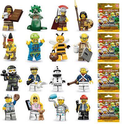 Lego Collectible Series 10 Minifigures Complete Set of 16 71001!