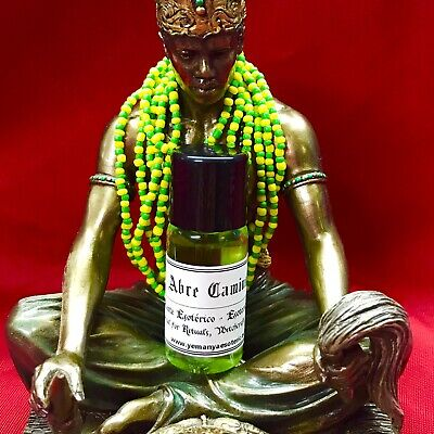 ABRE CAMINOS - ACEITE ESOTERICO 15ml. - RITUAL OIL WITCHCRAFT SPELL