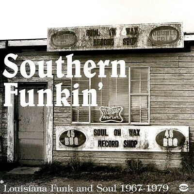 SEALED NEW LP Various - Southern Funkin: Louisiana Funk And Soul 1967-1979