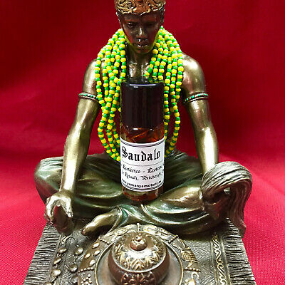 SANDALO - ACEITE ESOTERICO 15ml. - RITUAL OIL WITCHCRAFT SPELL